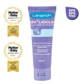 Lanolin HPA® krema za bolne i raspucane bradavice